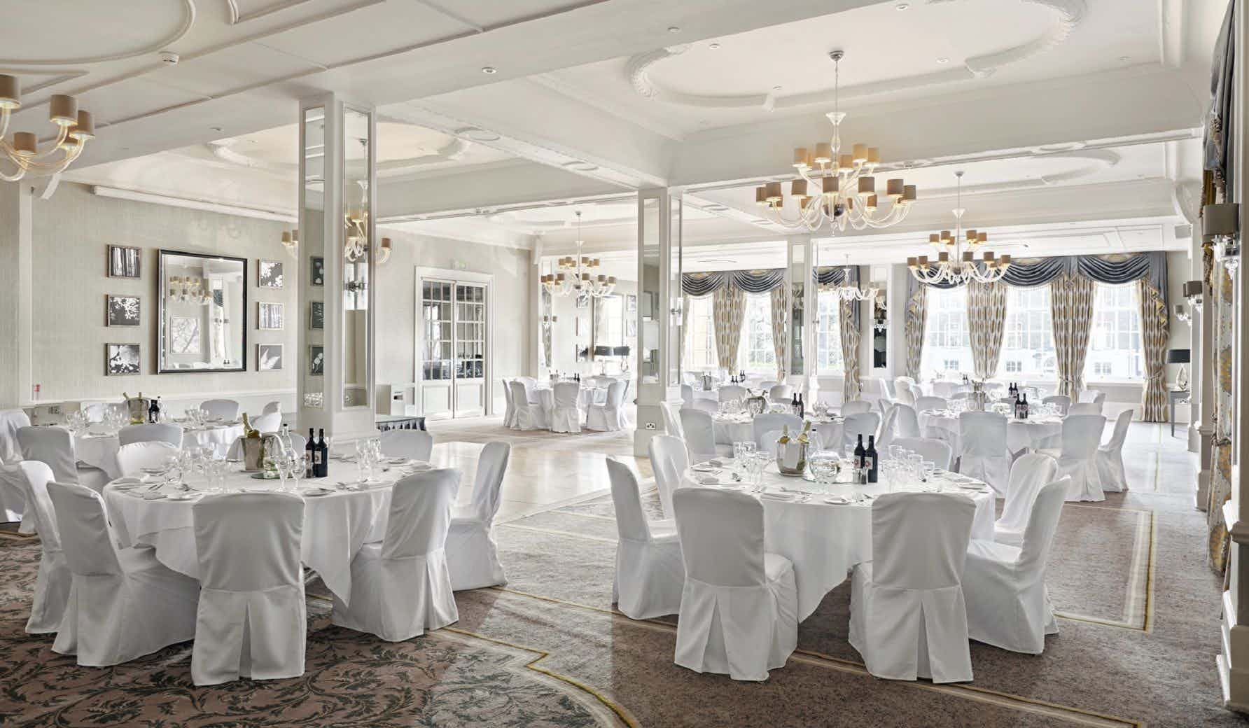 The Ballroom, Richmond Hill Hotel