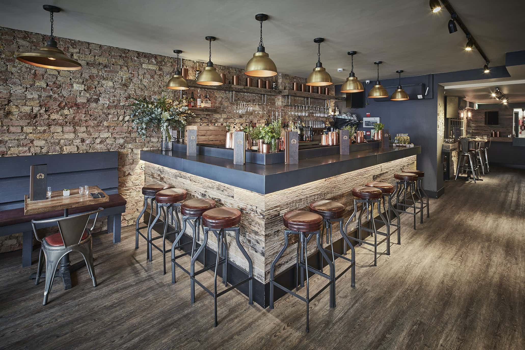 Whole Venue, BRICK & LIQUOR | Clapham