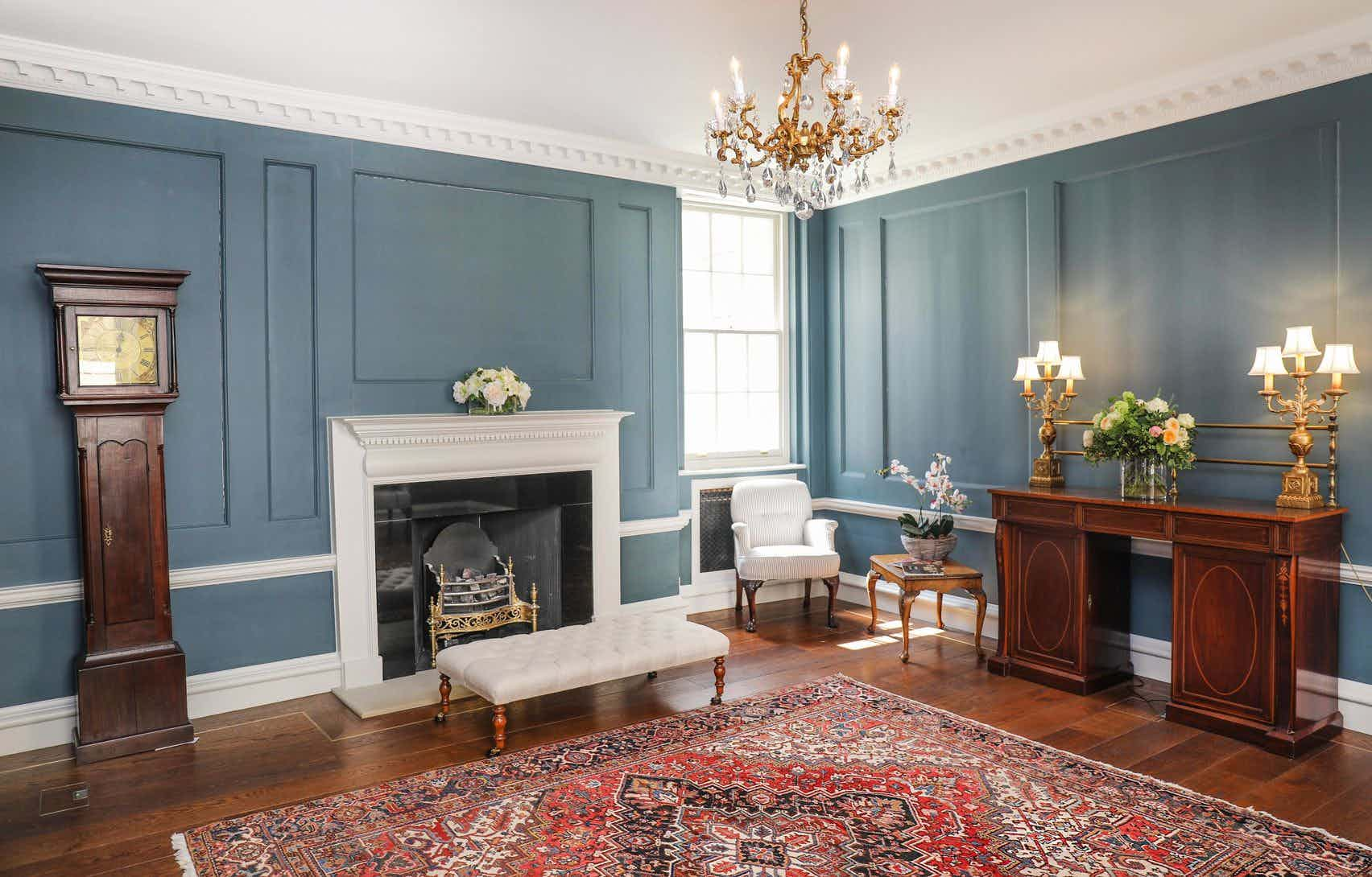 Venue Hire, Georgian Townhouse in Mayfair