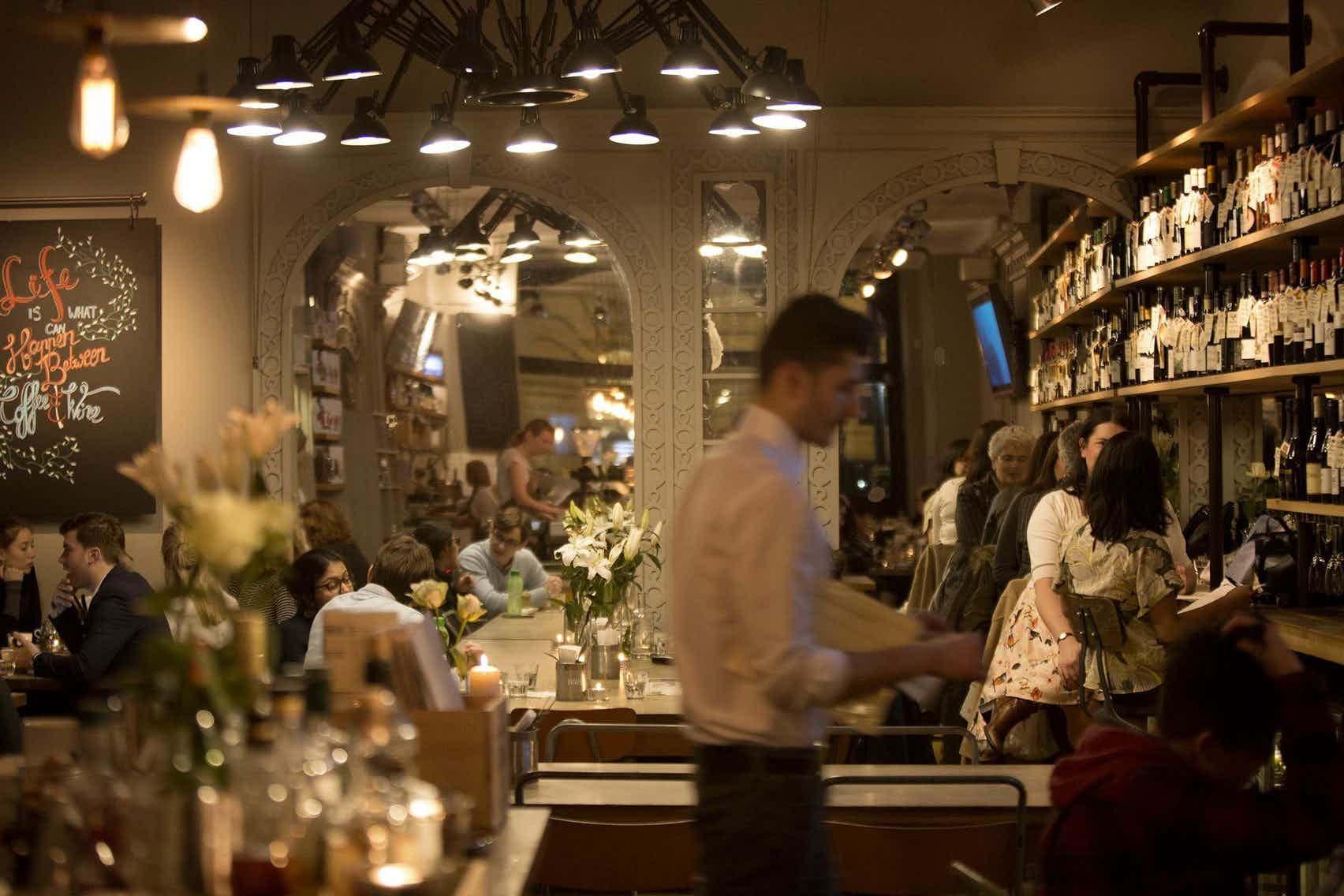 Top Bars In Covent Garden