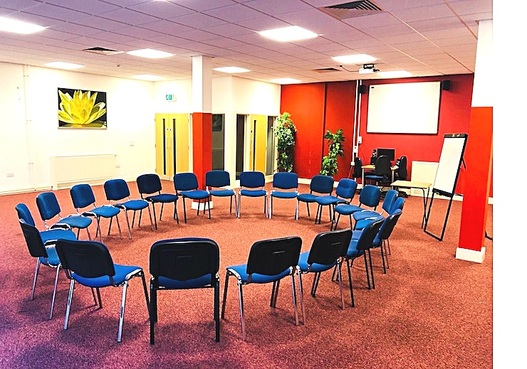 Conferences & Meetings **Hire one of the conferences and meeting rooms at Lets Talk Business.**   A Modern style building speciality in conferences and meetings room 10 min away from Birmingham City Centre and New Street Station.