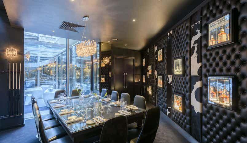 Whisky Room, Gaucho Broadgate