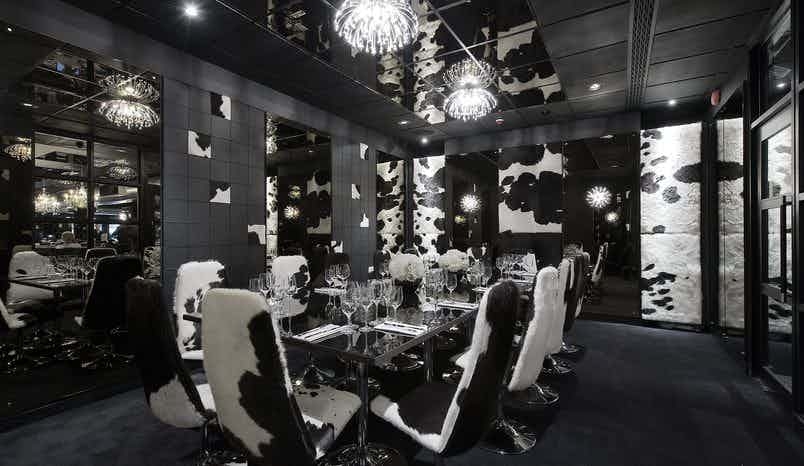Private Dining Room, Gaucho Smithfield
