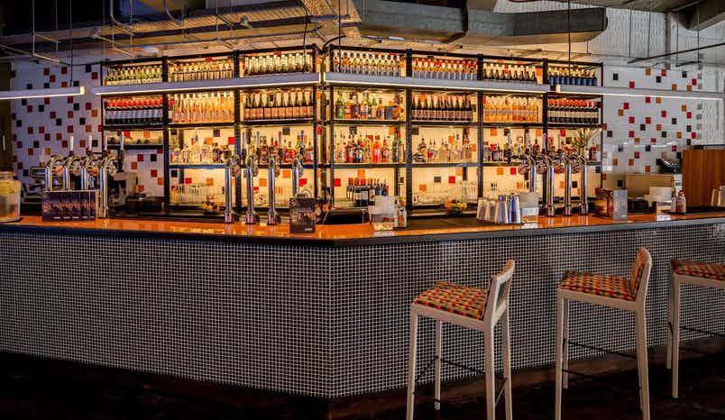 Main Bar, Exhibit B