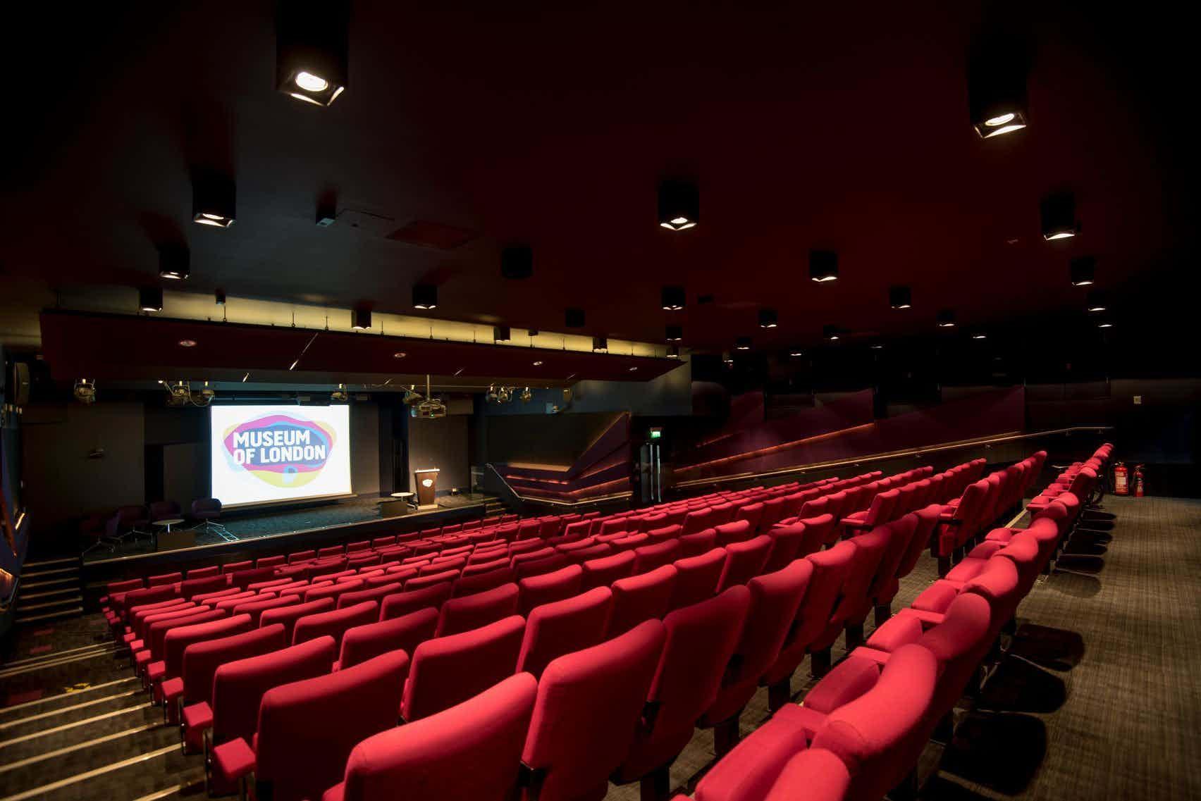 Weston Theatre, Museum of London