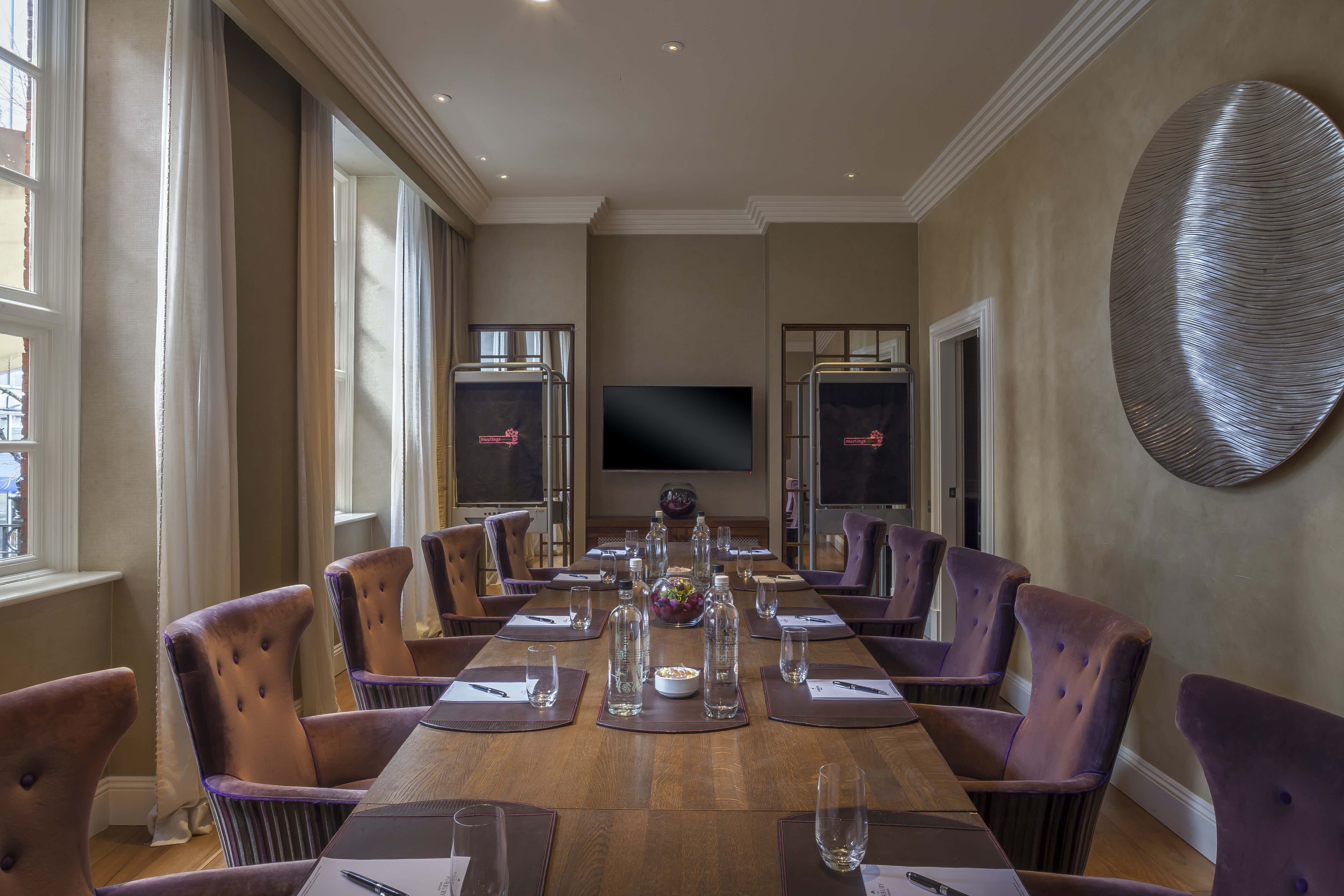 The Cellar - Meetings and Private Dining , The Roseate, Reading