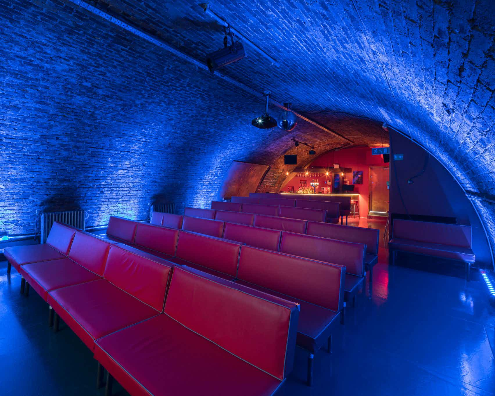 Screening Room, Evening Hire, Whirled cinema