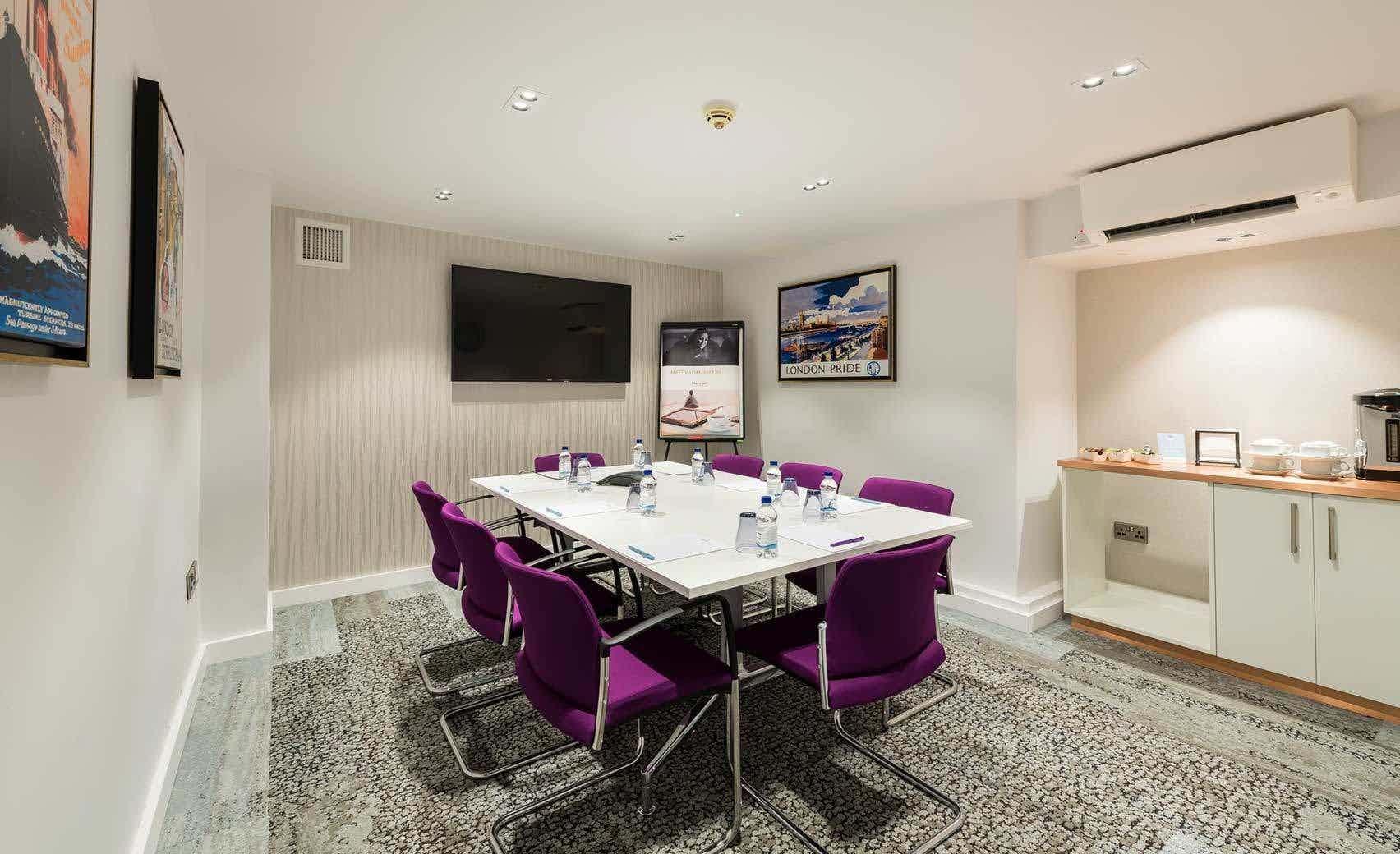 Sussex Suite, Mercure London Paddington Hotel