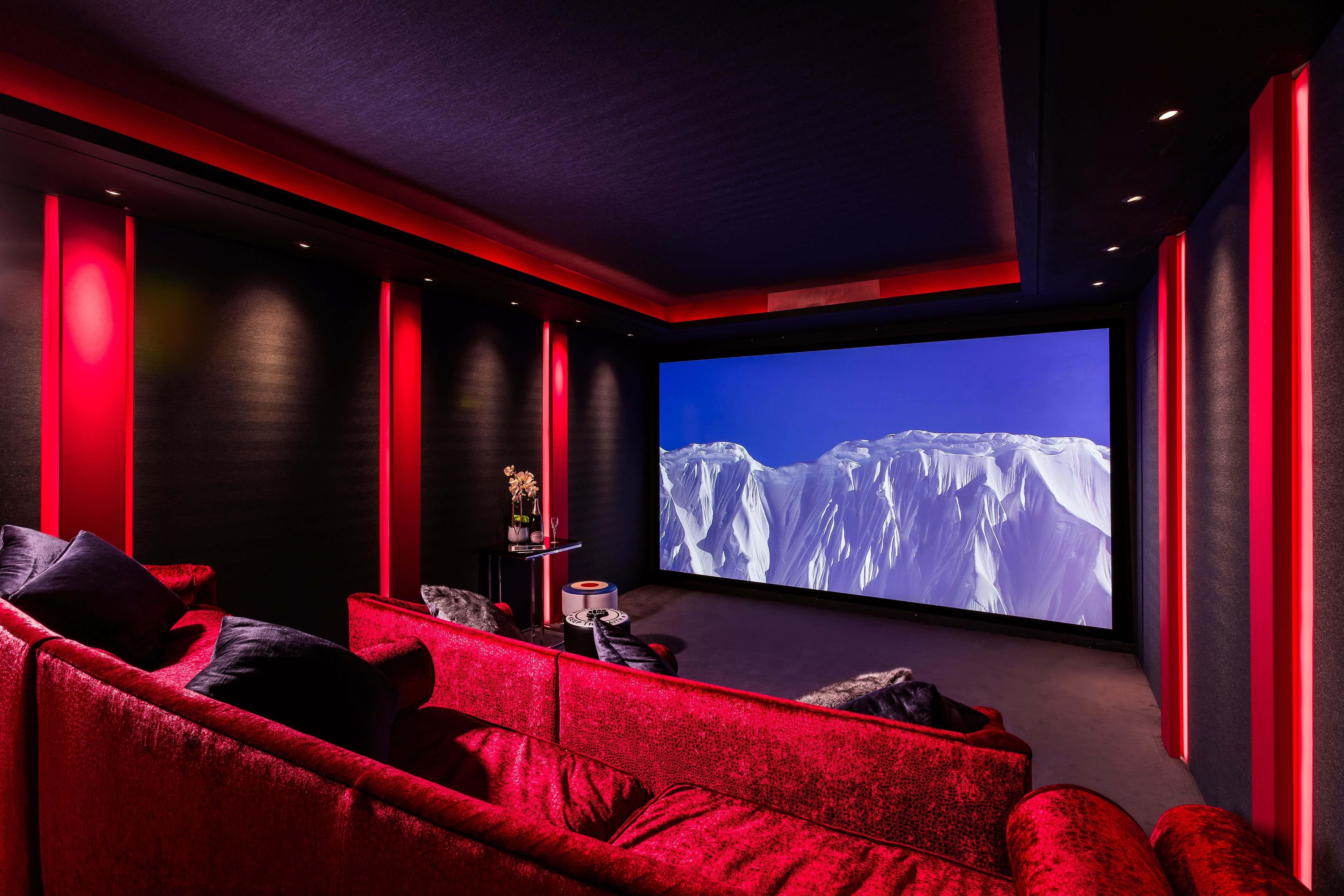 Cinema Room, Cornflake