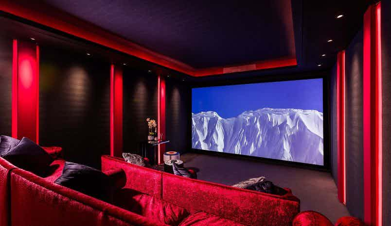 Cinema Room, Cornflake