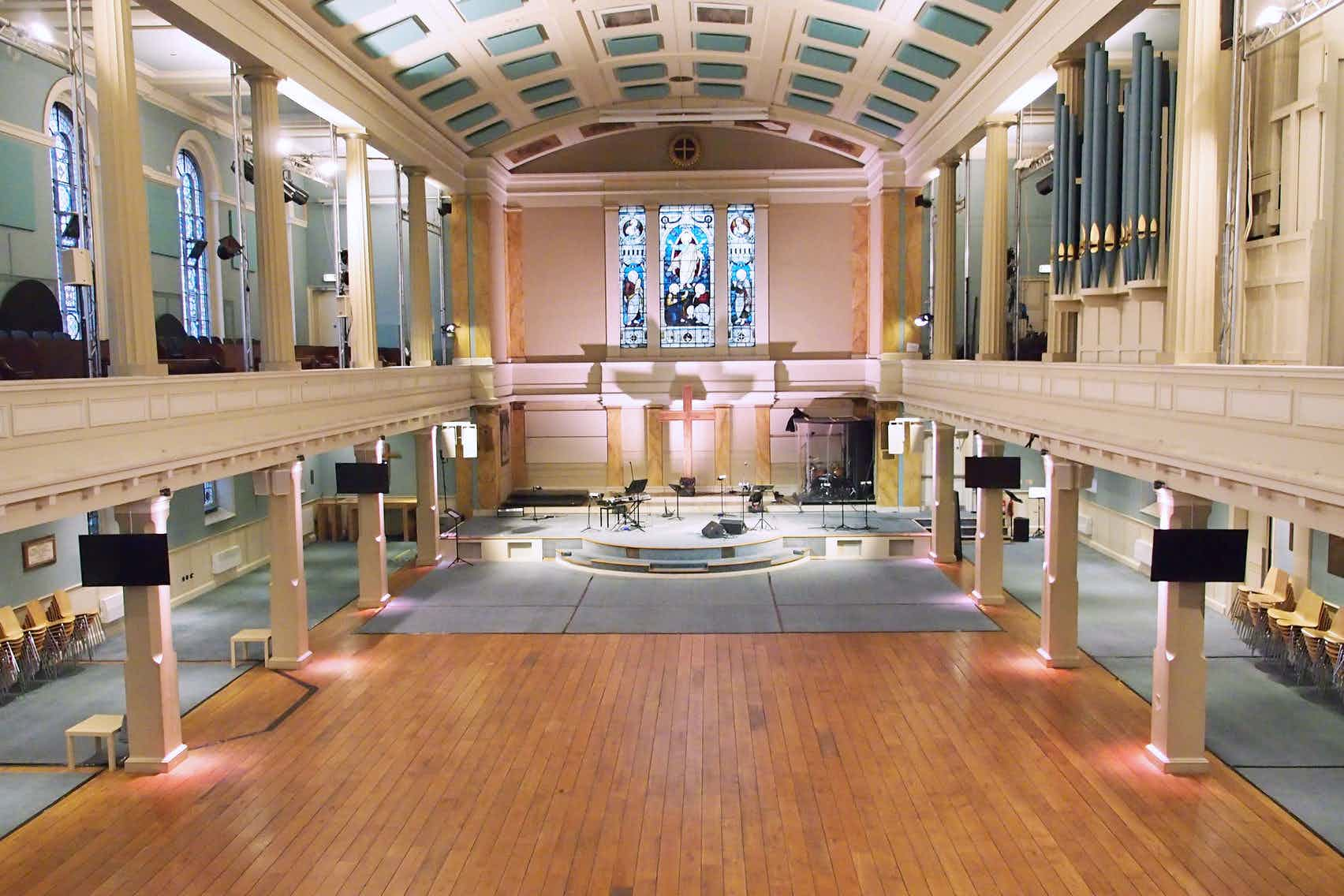 Whole Venue, St Mary's London