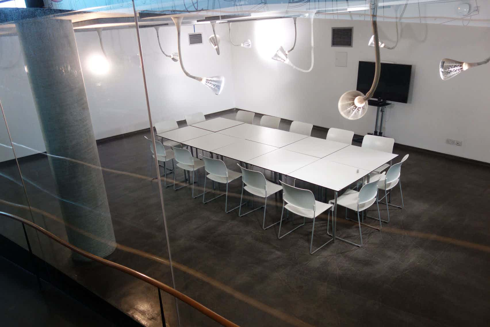 Glass Meeting Room, Laban Building
