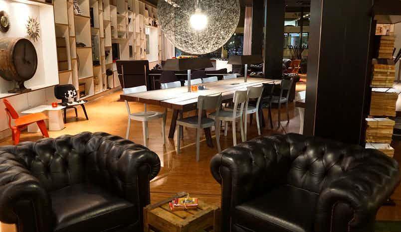 Club Room, citizenM Hotel