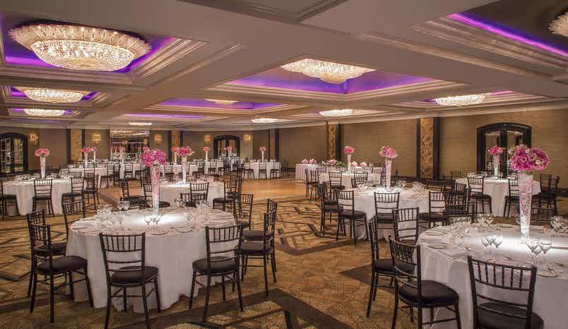 The Ballroom, Jumeirah Carlton Tower