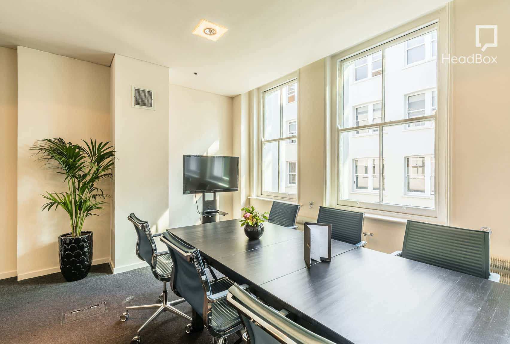 Boardroom 4, One Alfred Place