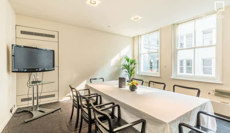 Boardroom 3, One Alfred Place