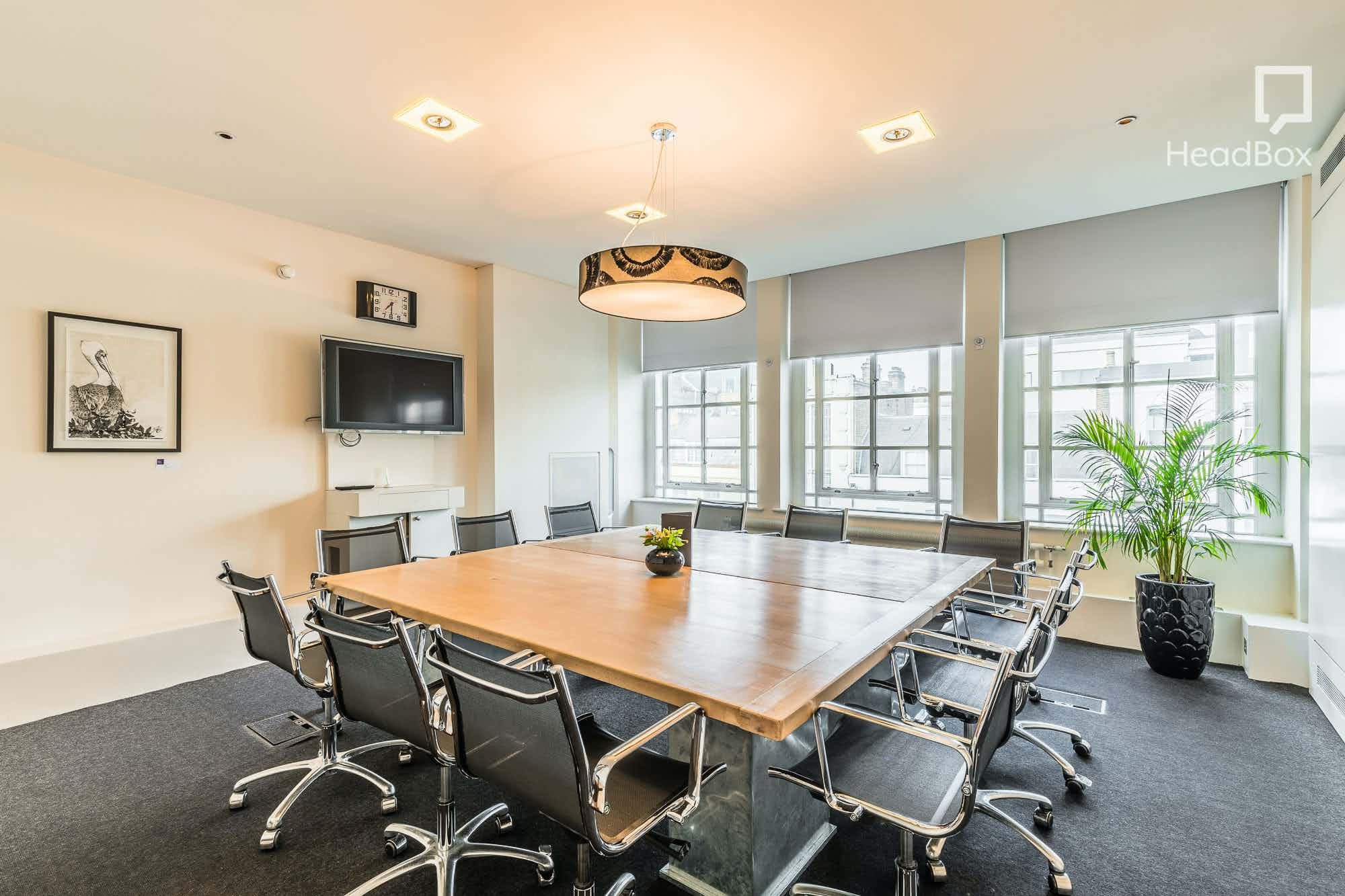 Boardroom 1, One Alfred Place