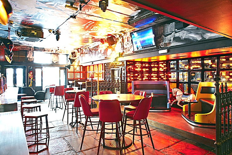 Whole Venue **Hire Bar Soho for one of the best options for venue hire London has to offer!** 