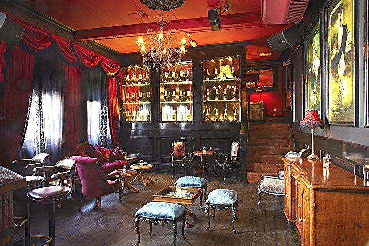 Boudoir Room  **Hire the Boudoir Room at Bar Soho for one of the best options for party venue hire London has to offer!** 