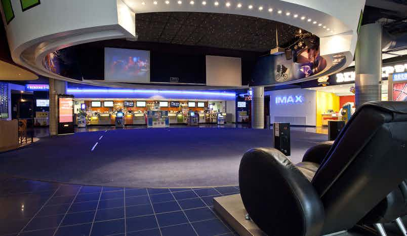 Whole Venue, ODEON Trafford Centre
