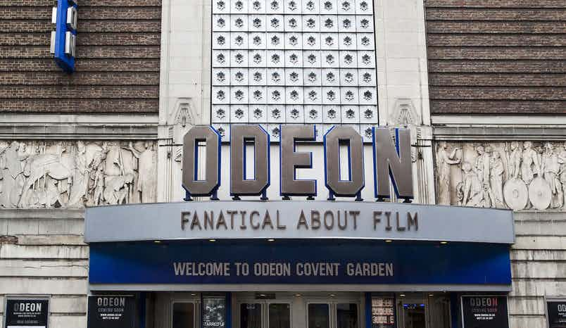 Whole Venue, ODEON Covent Garden