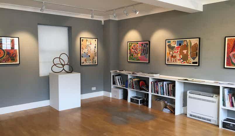Zuleika Gallery, Mason's Yard