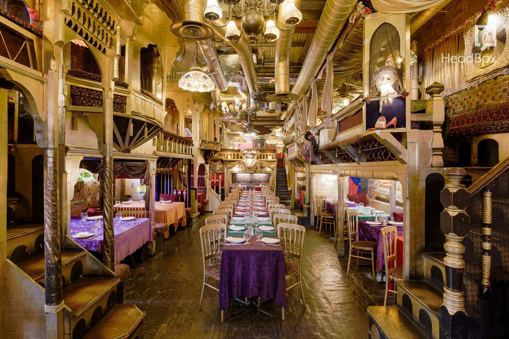 Exclusive Venue Hire, Sarastro