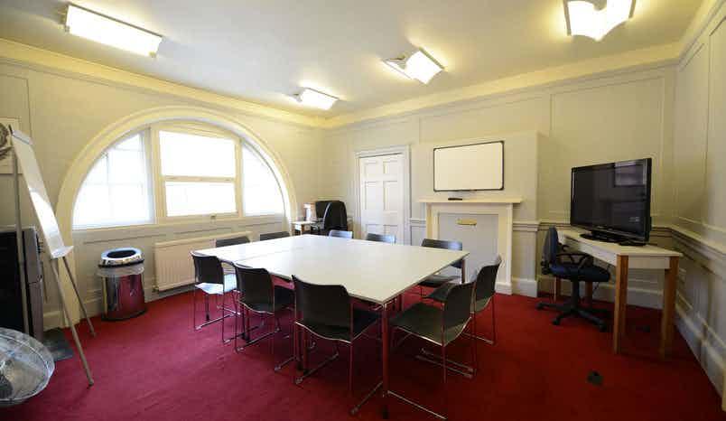 Meeting Room (203), Pushkin House