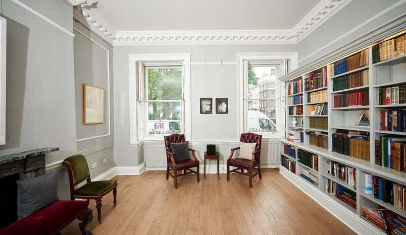 Library Room , Pushkin House