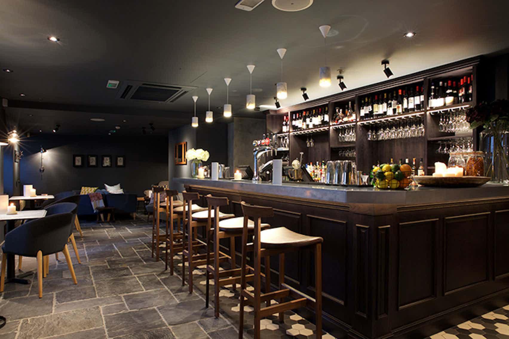 Bar area , Brasserie Blanc, Southbank