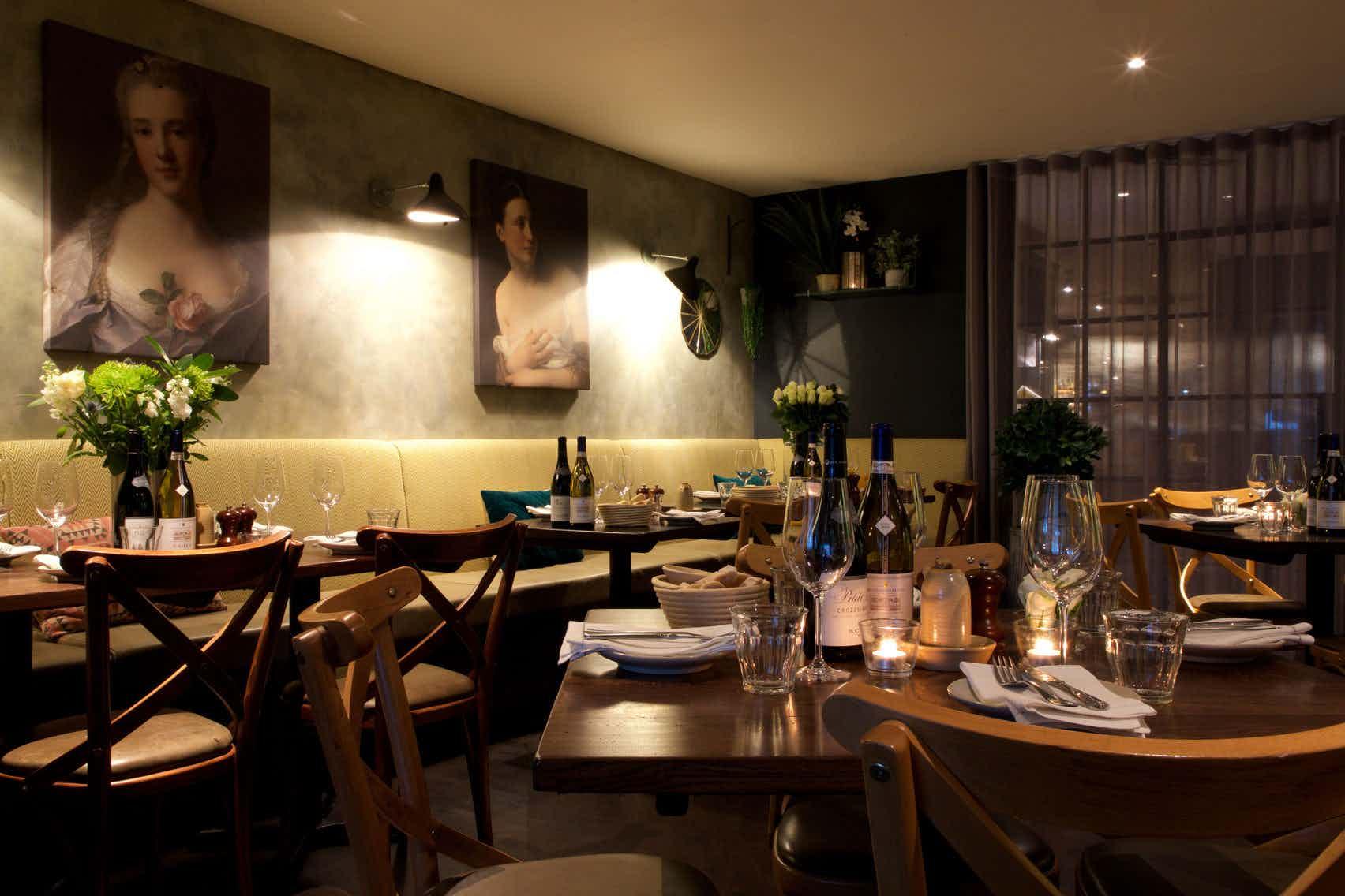 Whole venue hire, Brasserie Blanc, Southbank