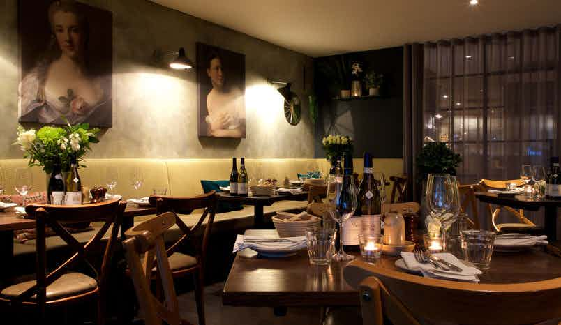 Whole venue hire, Brasserie Blanc, Southbank