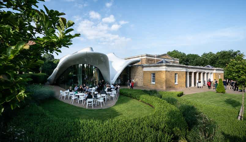 Serpentine Sackler Gallery, Serpentine Galleries