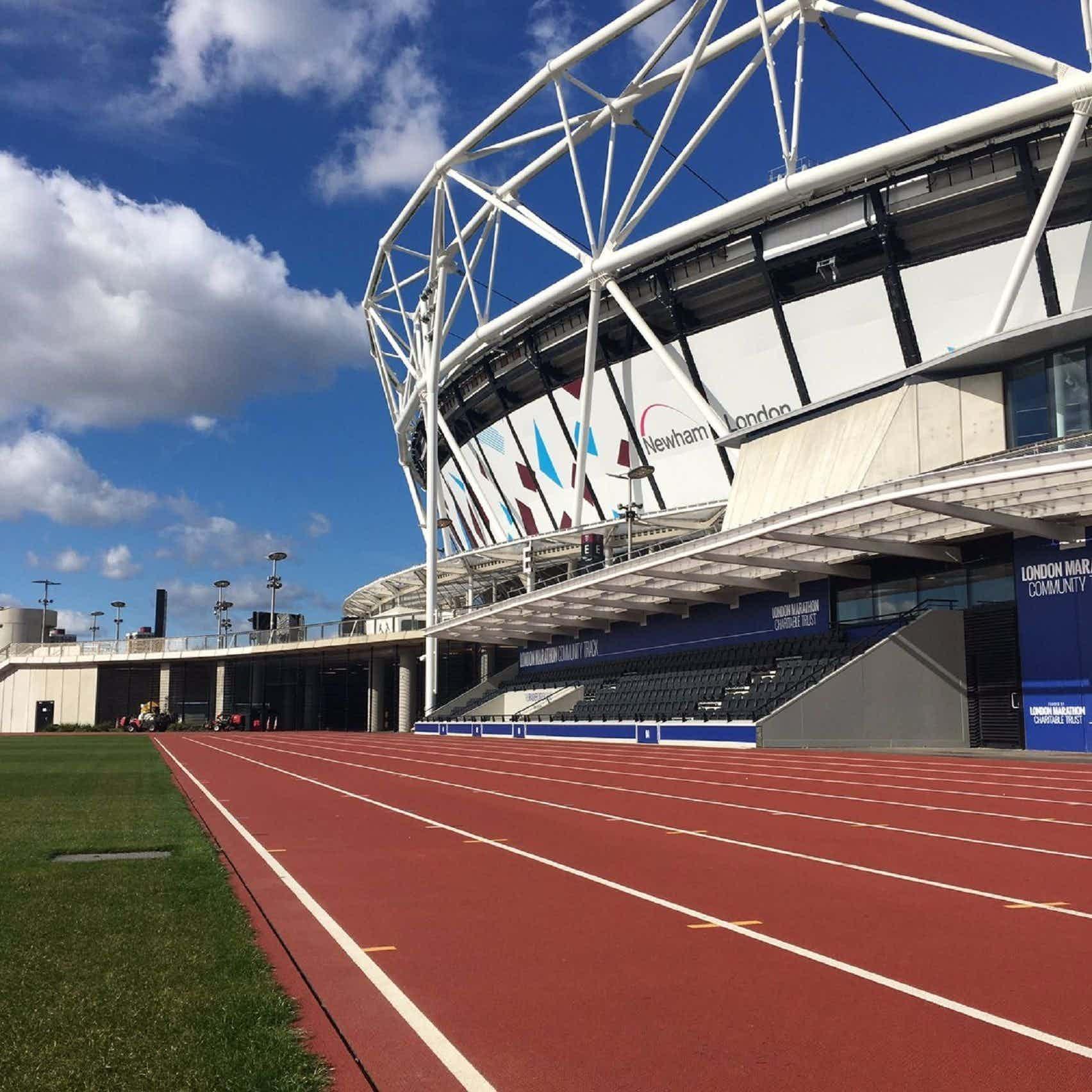 Community Track, London Stadium