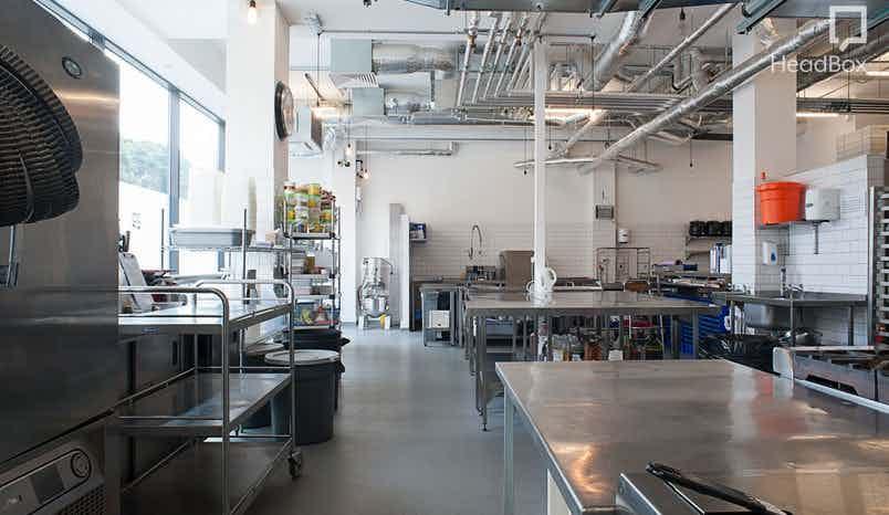 Kitchen Hire, Mange Space