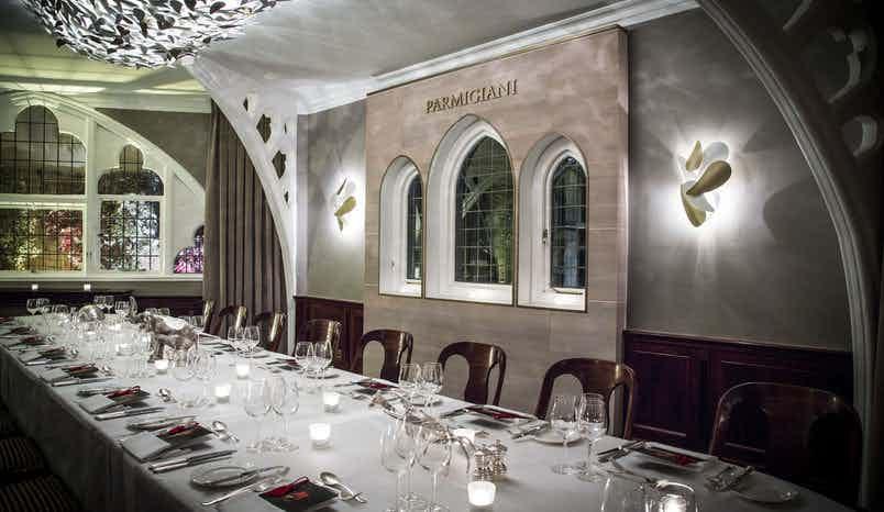 Parmigiani Fleurier, Mosimann's
