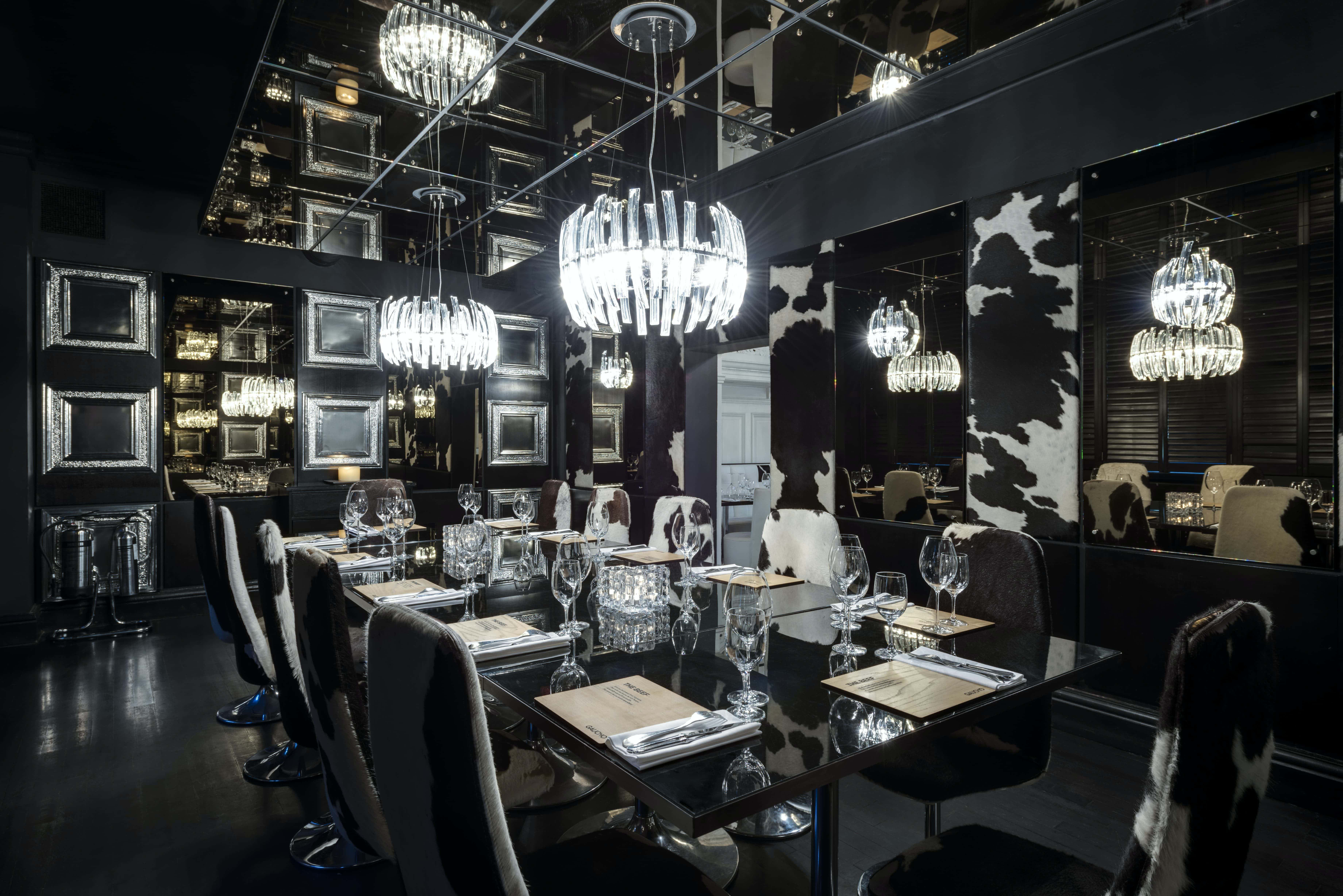 Private Dining Room, Gaucho Manchester