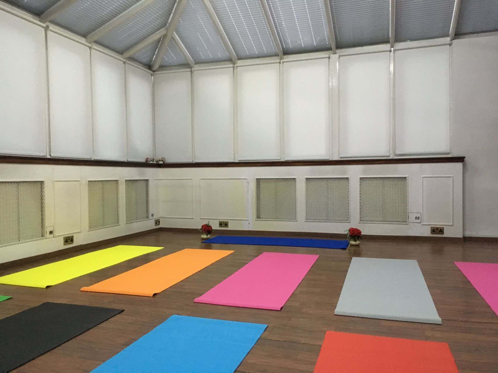 Yoga Studio, Space 88
