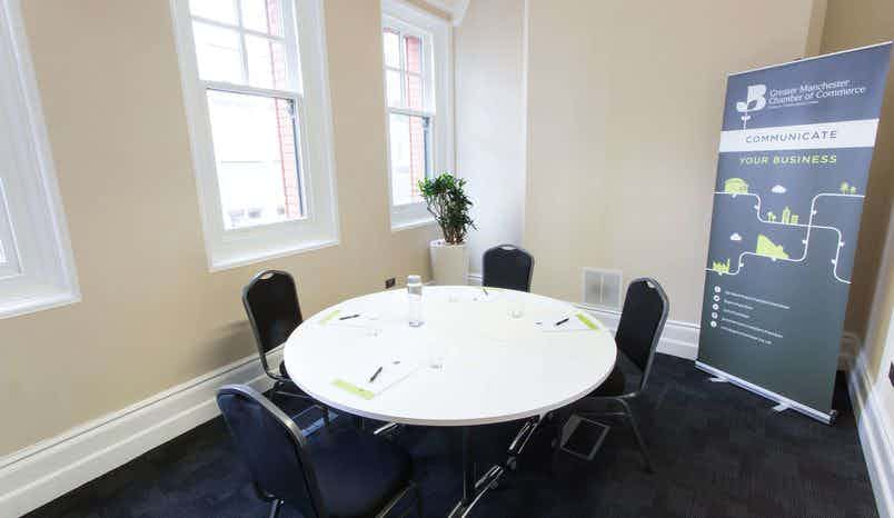 Rutherford Room, Chamber Space