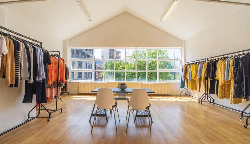 Showroom & Studio Space, Somewhere Agency