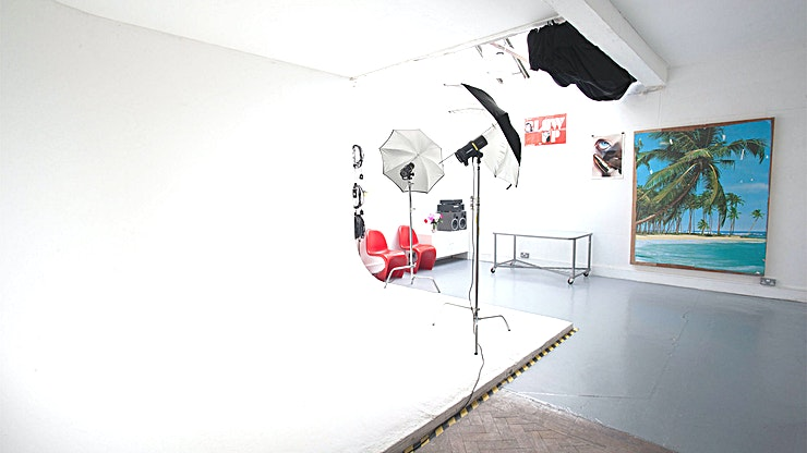 Studio A **Photography studio available for hire located in North London. **  Our studios are a preferred choice for leading photographers, filmmakers, publications and brands from around the world.  Studi