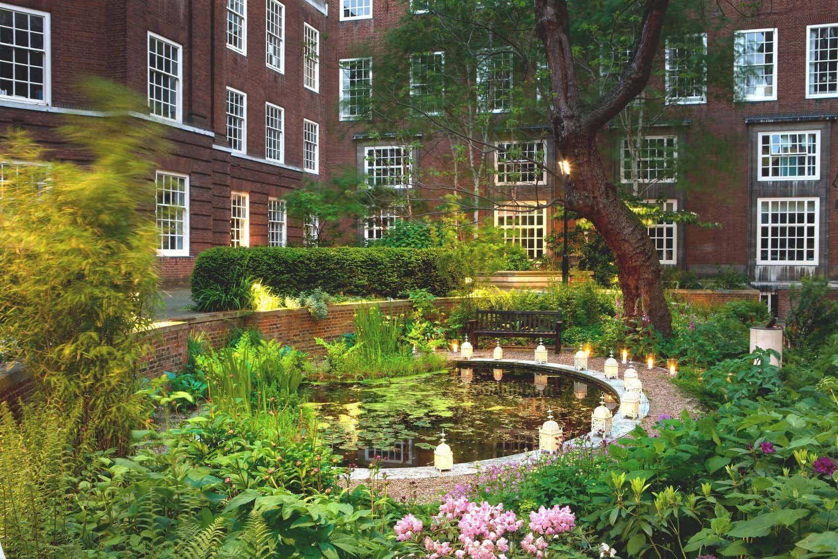 The Garden, BMA House