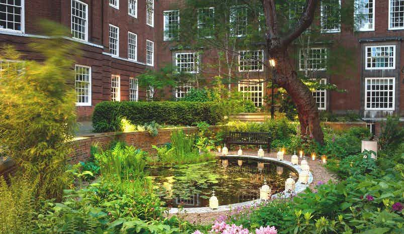 The Garden, BMA House