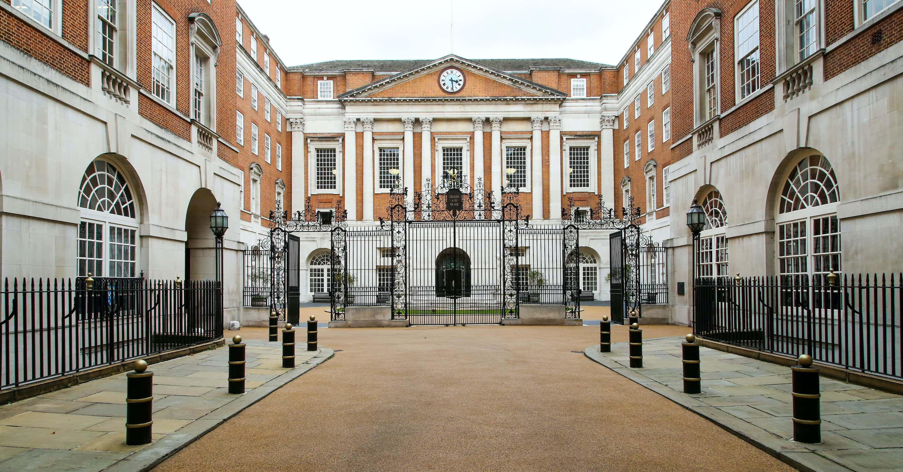 The Courtyard, BMA House