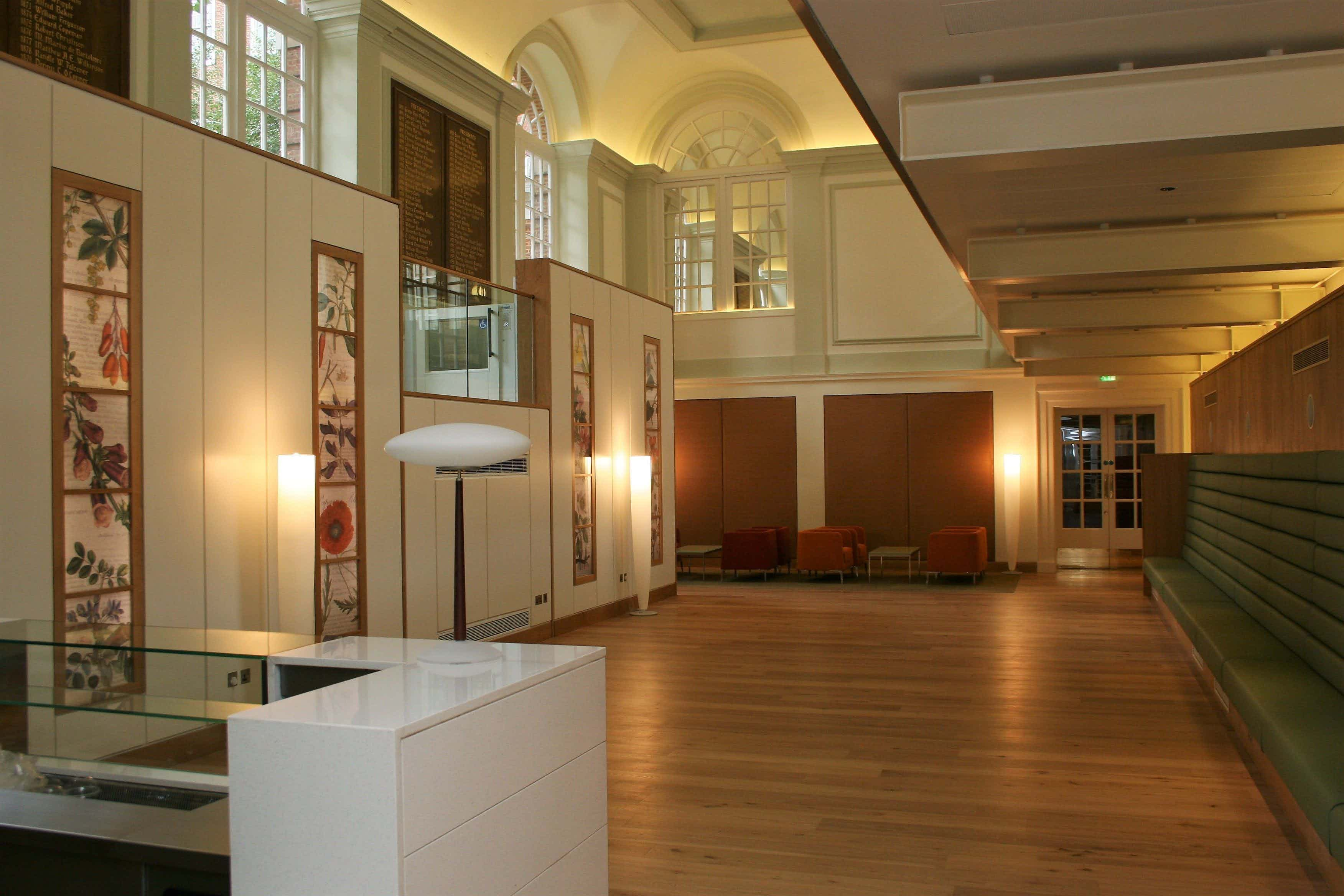 Garden Room, BMA House