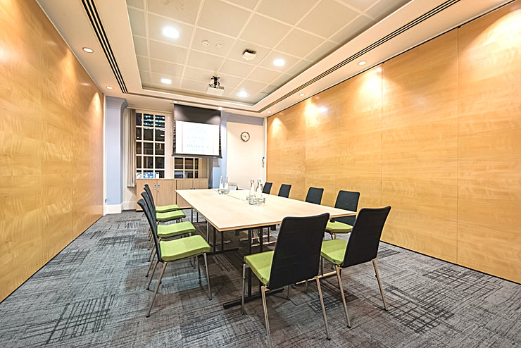 Barnes Room **BMA House – modern events with heritage, placing sustainability at the heart of everything.**   A beautifully bright and spacious Grade II listed building designed in 1911, the magnificent venue boa