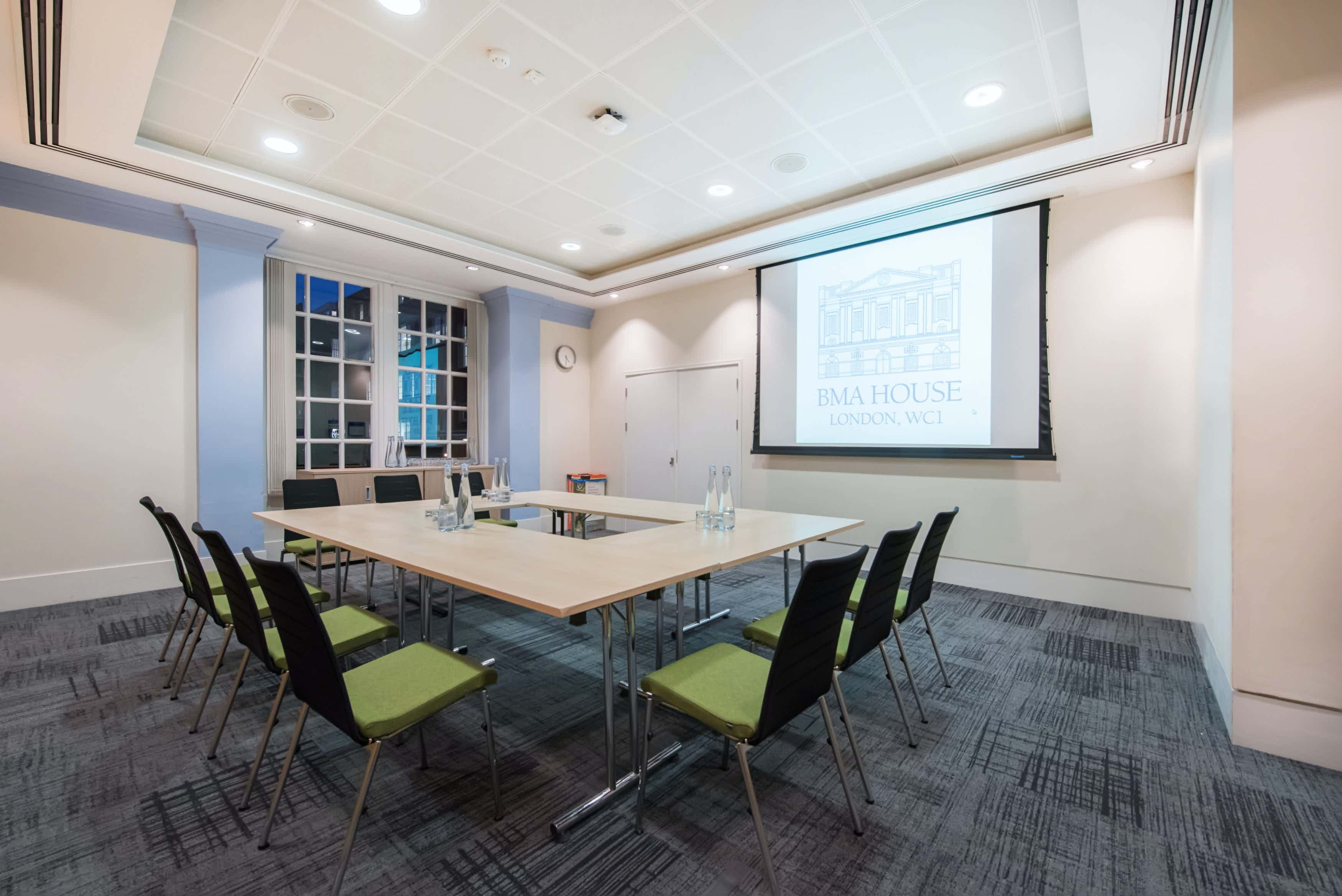 Anderson Room, BMA House