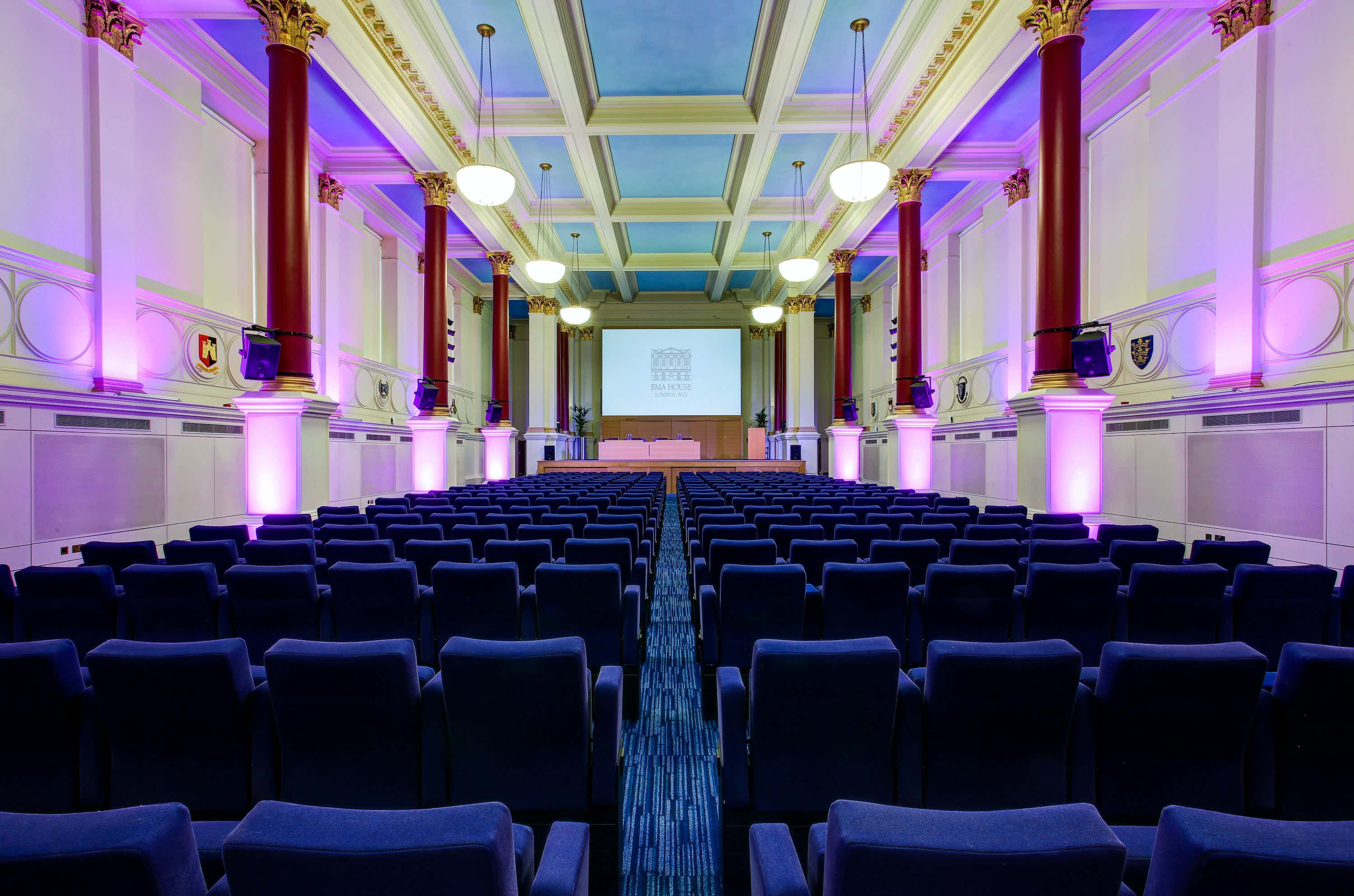 Great Hall, BMA House