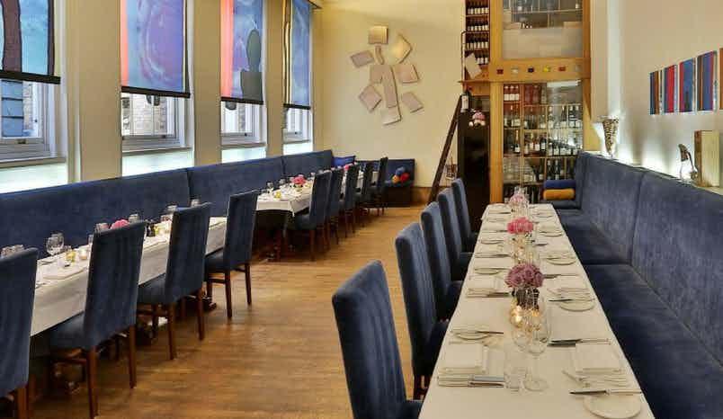 The Hoyland Room, The Don Restaurant