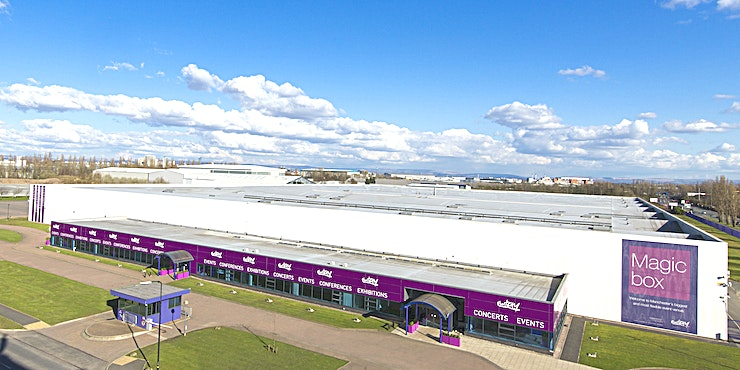 Venue hire **Check out all the amazing options for venue hire at EventCity -  the North's largest exhibition, conference and multi-purpose venue that's just a two-minute drive from the M60.**